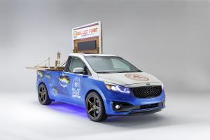 Kia Sedona Ballast Point Concept '2014