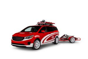 Kia Sedona Ultimate Karting '2014