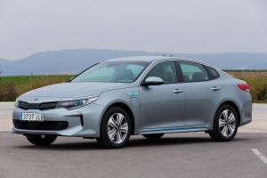 Kia Optima Plug-In Hybrid 2016 года (WW)