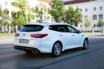 Kia Optima Sportswagon GT 2016 года