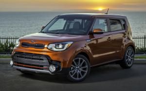 Kia Soul Turbo 2016 года (NA)