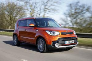 2016 Kia Soul Turbo