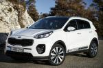 Kia Sportage First Edition 2016 года