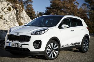 2016 Kia Sportage First Edition