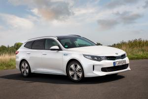 2017 Kia Optima Sportswagon Plug-In Hybrid