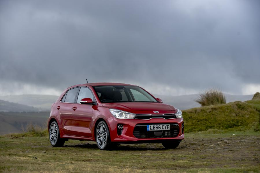 Kia Rio First Edition (UK) '2017
