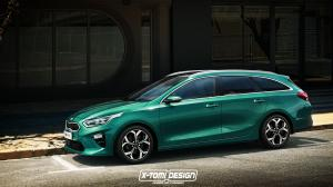 2018 Kia Ceed SW by X-Tomi Design