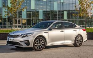 Kia Optima (JF) (UK) '2018