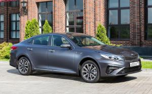 Kia Optima (JF) (WW) '2018