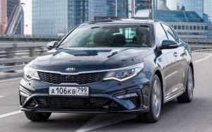 Kia Optima GT (JF) (WW) '2018