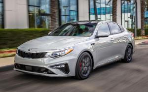 Kia Optima SX (JF) (NA) '2018