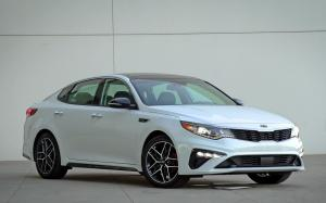 Kia Optima SX Turbo (JF) (NA) '2018