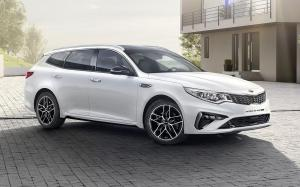 Kia Optima Sportswagon GT Line (JF) (WW) '2018