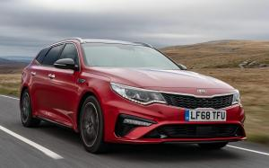 Kia Optima Sportswagon GT Line S (JF) (UK) '2018