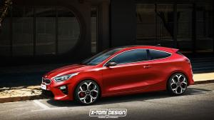 Kia pro_ceed by X-Tomi Design 2018 года