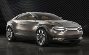 Imagine by Kia Concept 2019 года