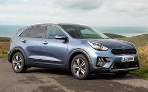 Kia Niro Plug-In Hybrid (DE) (UK) '2019
