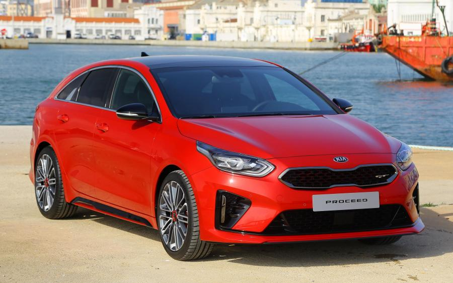 2019 Kia ProCeed GT (WW)