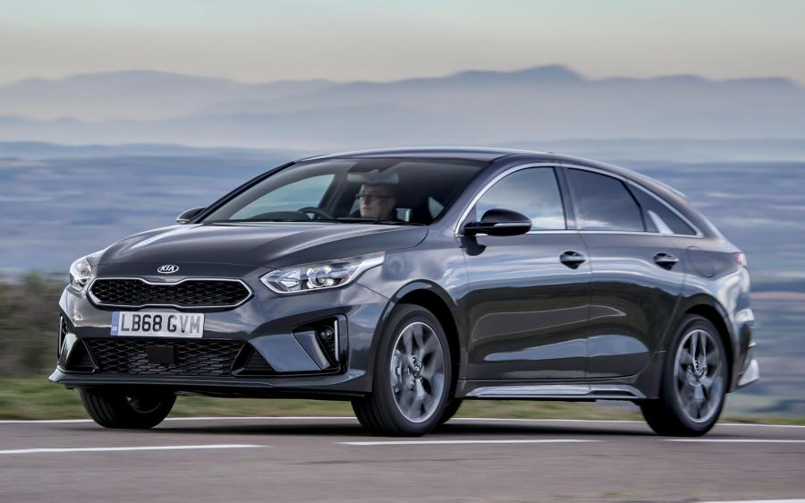 2019 Kia ProCeed GT Line (UK)