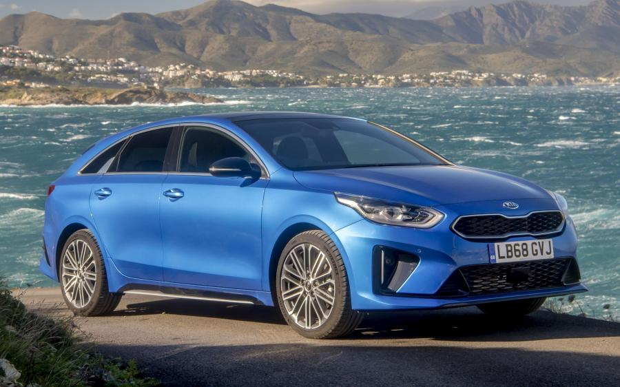 2019 Kia ProCeed GT Line S (UK)