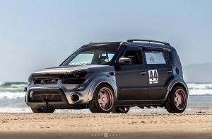 Kia Soul by Clinched 2019 года