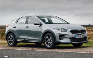 2019 Kia XCeed 1.0 T-GDi (UK)