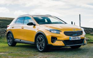 Kia XCeed First Edition 2019 года (UK)