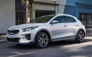 2019 Kia XCeed PHEV (WW)
