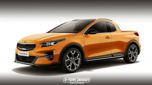 2019 Kia XCeed Pickup by X-Tomi Design