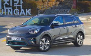Kia e-Niro (UK) '2019