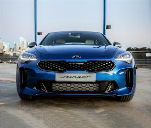 2020 Kia Stinger GT Night Sky Edition