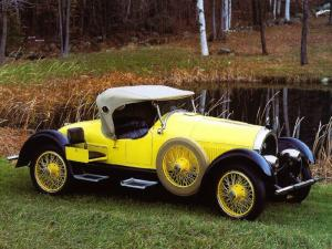 Kissel Model 6-45 Gold Bug Speedster '1923