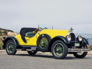 Kissel Model 6-55 Gold Bug Speedster '1924