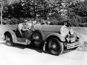 Kissel Model 8-75 Deluxe Speedster '1927