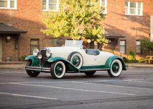 Kissel Model 8-95 White Eagle Speedster '1929