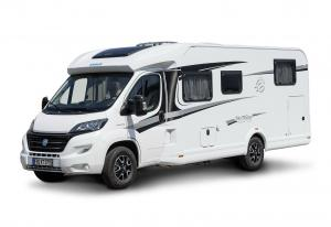 2016 Knaus Sky TI Silver Selection