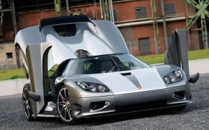 Koenigsegg CCR Evo 817 by Edo Competition 2011 года