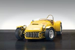 Kurtis 500S Roadster Continuation 1953 года