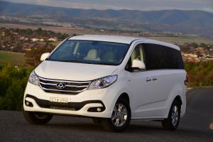 2015 LDV G10 People Mover