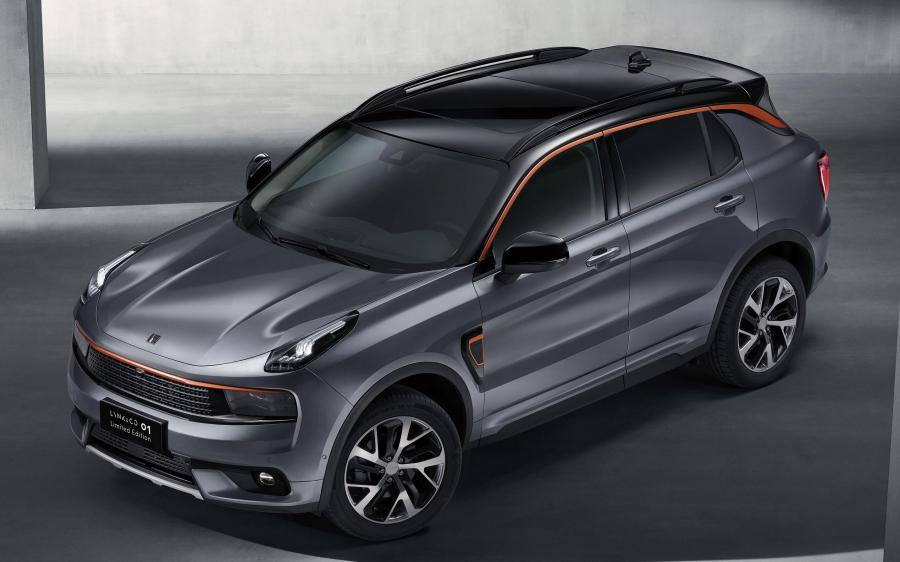 LYNK&Co 01 Limited Edition (CX11) '2017 - 18