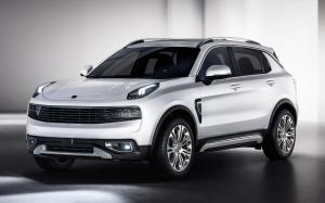 LYNK&Co 01 Xing Pro 2017 года