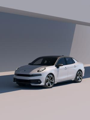 2017 LYNK&Co 03 Concept