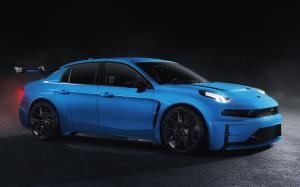 LYNK&Co 03 Cyan Concept 2019 года