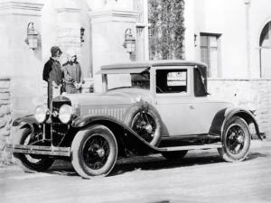 1927 LaSalle Coupe by Fisher