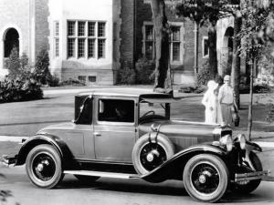 1928 LaSalle Coupe by Fisher