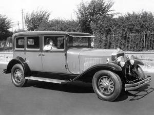 1928 LaSalle Sedan by Fisher