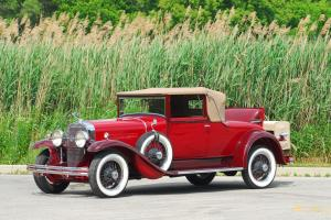 1929 LaSalle Convertible Coupe
