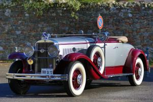 1930 LaSalle Roadster by Fleetwood (IN)