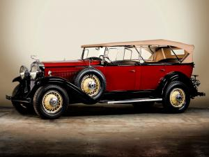 1931 LaSalle All-Weather Phaeton