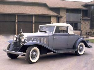 LaSalle Convertible Coupe 1932 года